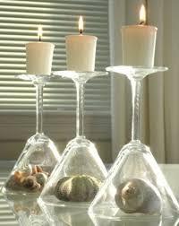 wohnzimmer deko selber machen meer thema deko ideen für kerzenhalter selbermachen dekoration