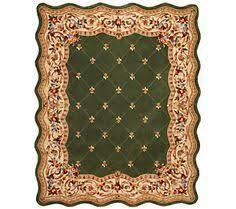 Royal Palace Handmade Rugs Royal Palace 120l Classic Fleur De Lis 30