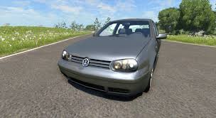 volkswagen fox 1989 volkswagen golf mk 4 for beamng drive