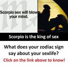 Sex Life Meme - dopl3r com memes scorpio sex will blow your mind scorpio is the