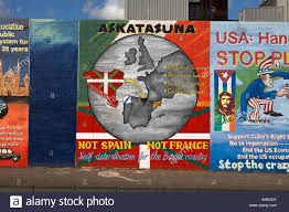 askatasuna basque country mural as part of international wall askatasuna basque country mural as part of international wall murals in the republican falls road area of west belfast northern