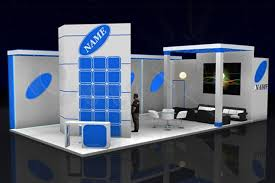 exhibition stand design 3d exhibition stand designs on behance