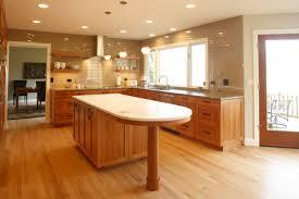 kitchen rounded kitchen island