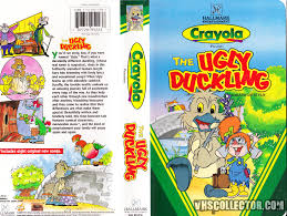 the ugly duckling vhscollector com your analog videotape archive