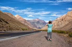 New Mexico Road Conditions Map by Driving From Santiago To Mendoza Should You Do It Earth Trekkers