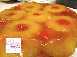pineapple upside down cake recipe from scratch i heart recipes