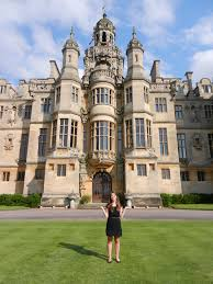 Harlaxton Manor Floor Plan Living In A Castle My Summer Trip Abroad At Harlaxton College