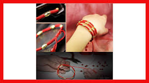 lucky red string bracelet images Lucky red string bracelet bracelet red string bracelet meaning jpg