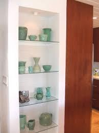 Glass Shelves Cabinet 82 Best Display Shelves Built In Images On Pinterest Bookcase