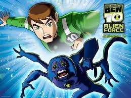 ben 10 alien force 2008 2010