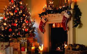 images about christmas fireplace mantels on pinterest and idolza