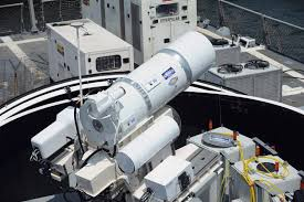 here u0027s the tech you 6 most advanced weapon systems tested by us military