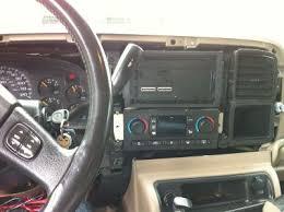 headunit install u0026 how to chevy truck forum gmc truck forum