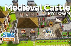 freeplay medieval castle original design youtube