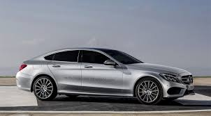 mercedes u0027 answer to the bmw 4 series grancoupe digitally imagined
