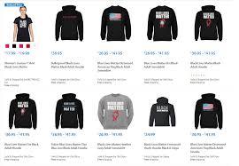 American Flag Walmart Wal Mart Removes U0027bulletproof Black Lives Matter U0027 Shirts After