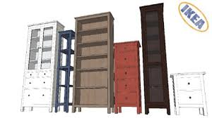 Hemnes Desk With Add On Unit Hemnes Desk Add On Unit White 3d Warehouse
