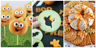 Spooky Food Ideas Halloween Party by 21 Easy Halloween Party Appetizers U2014 Best Recipes For Halloween