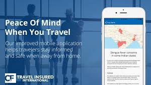 travel insured images Travel insured international improves mobile app to help travelers jpg