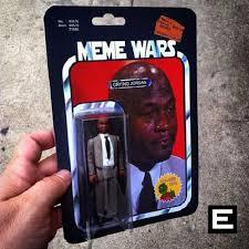 Kek Meme - funko reaction meme wars crying jordan custom action figure evilos