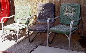 Retro Patio Furniture Outdoor Furniture