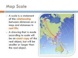 map scales map scales map scale a scale is a statement of the