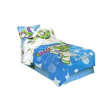 Buzz Lightyear Duvet Cover My Family Fun Toy Story Buzz Lightyear Comforter Bed Set Twin