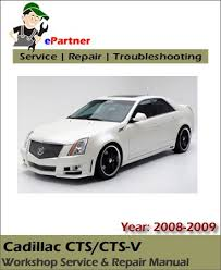 2009 cadillac cts manual 14 best cadillac service manual images on html