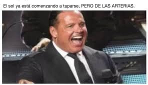 Memes Luis Miguel - ojo los memes del eclipse bloquearon internet