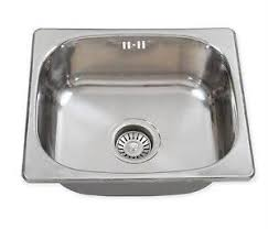 Stainless Steel Kitchen Sink EBay - Square sinks kitchen
