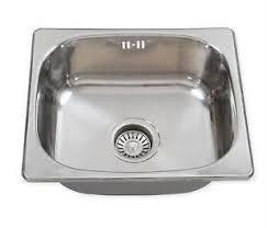 Stainless Steel Kitchen Sink EBay - Square kitchen sink