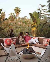 Martha Stewart Collection Patio Furniture by 12 Lessons In Outdoor Living Martha Stewart