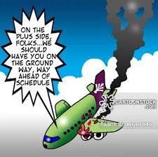 plane crash cartoons comics funny pictures cartoonstock