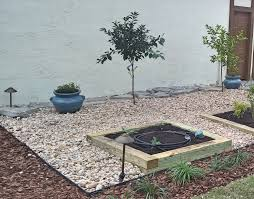 landscape lighting south florida xeriscaping