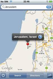 Israel Google Iphone Coming To Israel December 10th Google Maps Street Details