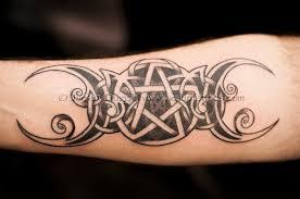 moon goddess tattoos