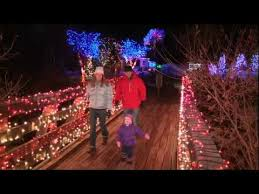 Chatfield Denver Botanic Gardens Trail Of Lights 2011 At Denver Botanic Gardens At Chatfield