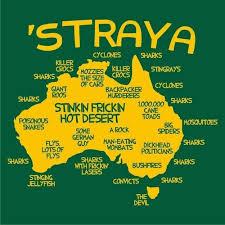 Funny Australia Day Memes - australia map meme wichweight