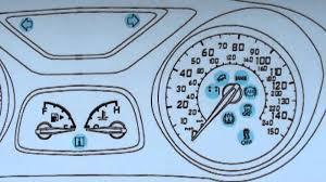 ford focus light on dashboard ford mk 6 dashboard warning lights symbols diagnostic