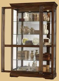 Kitchen Wall Display Cabinets Curio Cabinet Amazon Com Howard Miller Murphy Curio Cabinet By