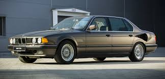 1988 bmw 7 series bmw 7 series v16 e32 1988