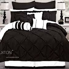 black and white king size duvet cover sets sweetgalas