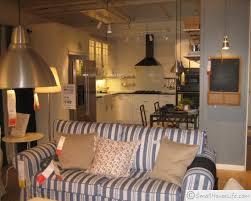 ikea small space living ikea small house plan 621 square feet