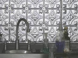 backsplash view kitchen with metal backsplash beautiful home