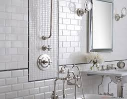 shocking decorating ideas using rectangular white sinks and whie
