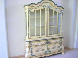 french country china cabinet for sale french country china cabinet heritage french country rococo china