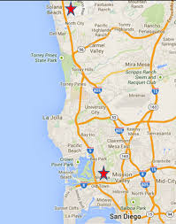 Map Of Balboa Park San Diego convenient locations in san diego and solana beachsan diego wine