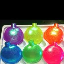 neon marble ornaments diy ornaments you can make