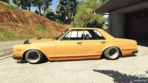 nissan skyline 2000 gtr nissan skyline 2000 gt r 1970 v0 1 beta for gta 5
