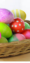 easter eggs wallpapers happy easter 2013 free download easter eggs iphone 5 hd